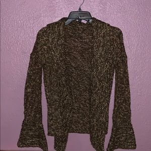 Knitted Cardigan size small